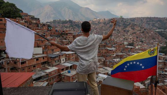 """William salió de su país en el 2013 cuando """"murió Chávez y el país acabó de torcerse por completo"""" (Imagen referencial: EFE/ Rayner Pena R)."""