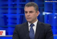 Presidente del PJ cometió infracción constitucional al criticar acuerdo con Odebrecht, afirma Vela