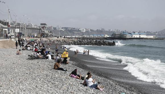 Playas De Peru Lima