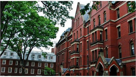 Universidad de Harvard. (Foto: Difusión)