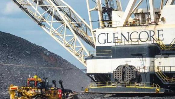 Gigante suizo Glencore. (Foto: Difusión)