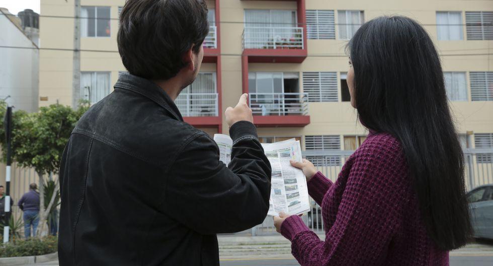 Interés. Espacios más pequeños en departamentos capturan el interés del público más joven. (Foto: Diana Chávez)