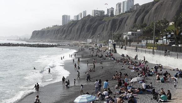 El Ejecutivo ha tomado medidas sobre el acceso a las playas en los próximos meses. (Foto:GEC)