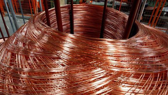 China representa casi la mitad de la demanda mundial de cobre estimada en alrededor de 24 millones de toneladas este año.(Foto: Reuters)