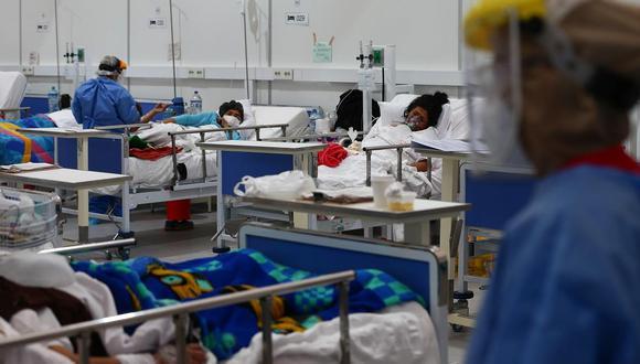 Viceministro Luis Suárez se pronunció sobre renuncia de los integrantes que conformaban la comisión que asesoraba al Minsa en materia de innovación de tecnologías sanitarias. (Foto: Hugo Curotto)