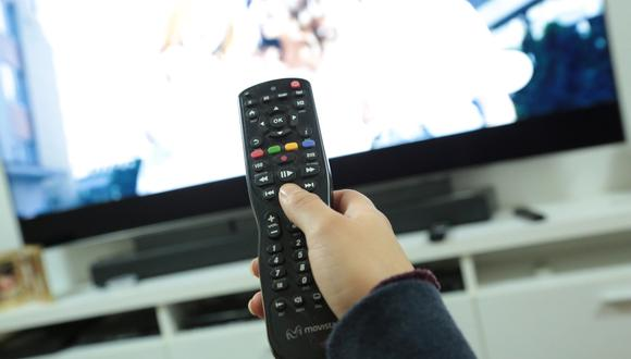 Televisión. (Foto: GEC)