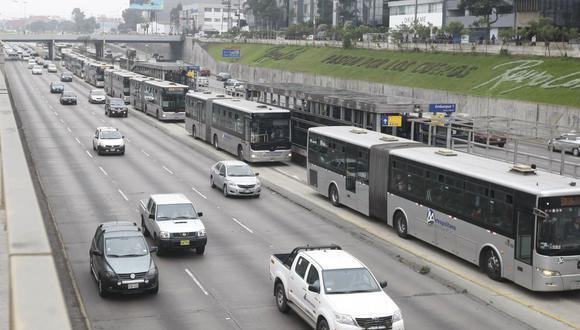 Municipalidad de Lima detalló los horarios que tendrá este domingo el Metropolitano. (GEC)