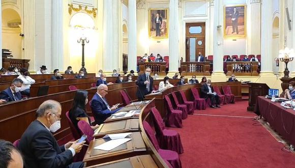Diversos gremios se reunieron con el Congreso a fin de exponer propuestas para la nueva Ley agraria. (Foto: captura)