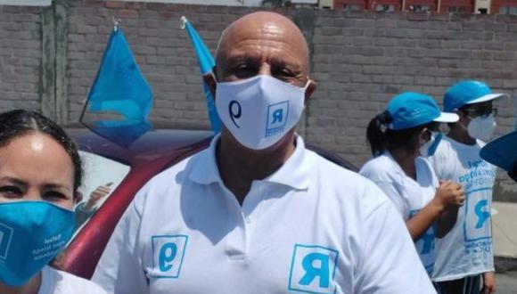 José Cueto descartó que pueda haber un golpe de Estado desde las Fuerzas Armadas. (Foto: Twitter de José Cueto)