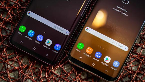 Samsung Galaxy S9(Foto: Cnet)