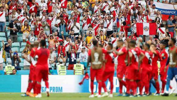 Ejecutivo evaluará si es posible que el próximo partido de la selección se juegue con público. (Foto: GEC / Agencias)