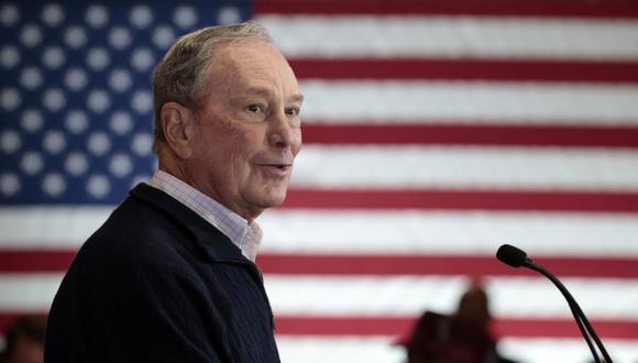 Michael Bloomberg. (Foto: AFP)