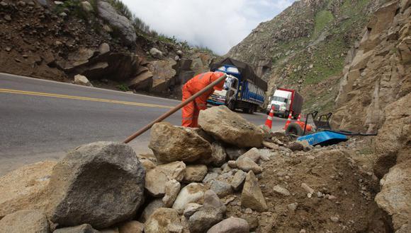Pedro Cateriano indicó que se aumentará la inversión en conservación de la red vial vecinal. (Foto: GEC)