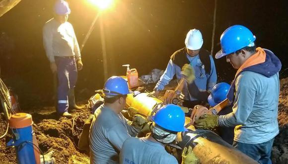 El oleoducto detuvo sus operaciones en noviembre cuando miembros de la comunidad indígena Mayuriaga rompieron el tubo en rechazo a unas elecciones locales. (Foto: Petroperú)