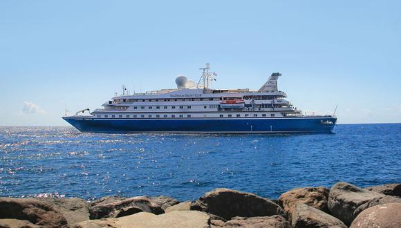 """""""El personal médico del barco ha realizado pruebas a todos los miembros de la tripulación y todas han resultado negativas"""", dijo SeaDream. (Foto referencial)"""