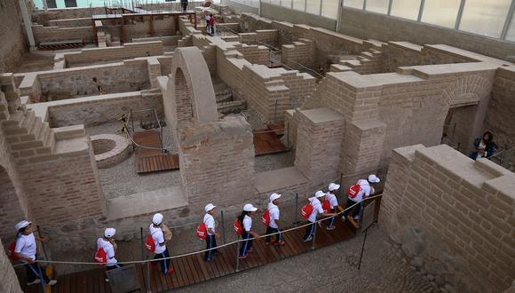 El Mincetur saludó estas medidas por la importancia que tienen para el turismo cultural. (Foto: Difusión)