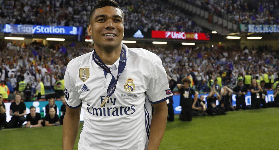 CASEMIRO. Real Madrid decidió rescatar a Casemiro hace dos años del Porto, que ofreció un acuerdo permanente por 15 millones de euros. Sin embargo, hubo una cláusula en su contrato que le permitió al Real Madrid volver a comprarlo por 7.5 millones de euro