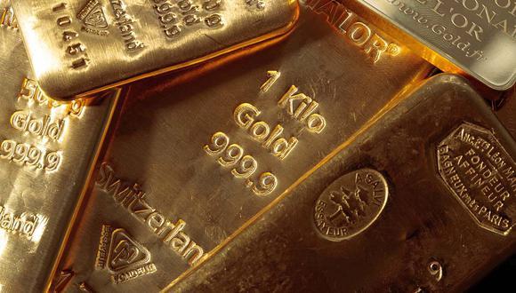 Los futuros del oro en Estados Unidos cedían un 0.3% a US$ 1,789.50. (Foto: AFP)
