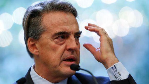 Alexandre de Juniac, máximo ejecutivo de la Asociación de Transporte Aéreo Internacional (IATA, por sus siglas en inglés). (Foto: Bloomberg)