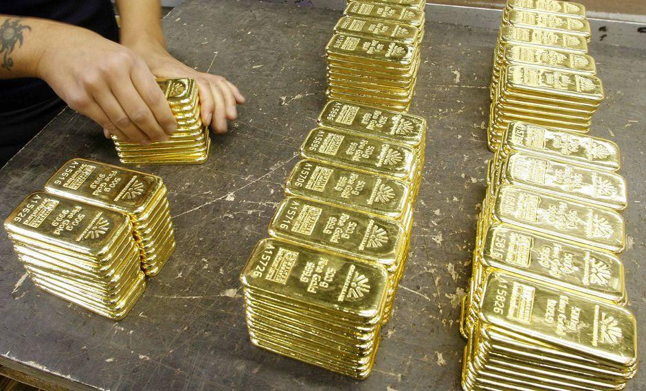 Los futuros del oro estadounidense caían un 0.7% a US$ 1,545.70. (Foto: Reuters)