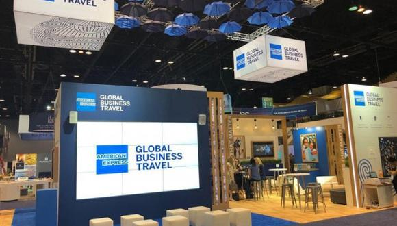 American Express Global Business Travel.