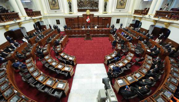Posturas. De las nueve bancadas del Congreso, solo Perú Libre y Juntos por el Perú están a favor de una Asamblea Constituyente. (Foto: Congreso)