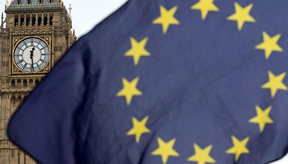 """""""La UE no acepta el argumento de que la intención del proyecto de ley es proteger el Acuerdo de Viernes Santo. De hecho, considera que hace lo opuesto"""", reza la nota de la Comisión Europea. (Foto: AFP)"""