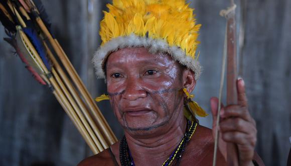 Según HRW, indígenas munduruku han recibido en los últimas semanas amenazas e intimidaciones por denunciar actividades de minería ilegal en su territorio. (AFP).