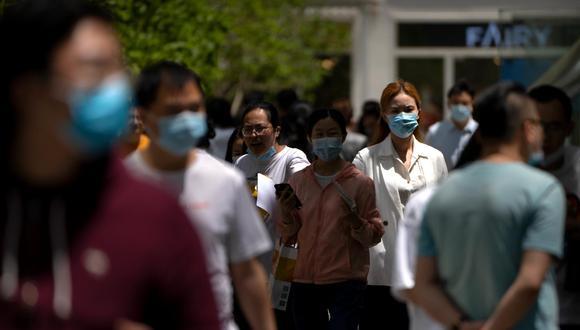 Un total de 13 contagios por COVID-19 se diagnosticaron a viajeros procedentes del extranjero, mismos que llegaron a distintos lugares de China. (Foto: Mark Schiefelbein / AP)