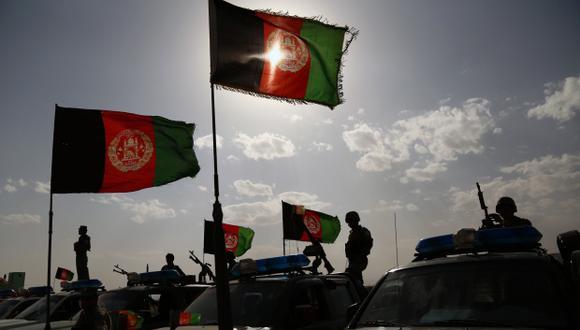 Afganistán. (Foto: AFP)