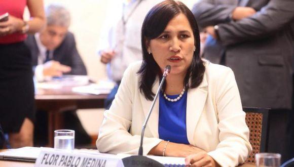 La ministra reiteró su respaldo a la educación sexual para los escolares. (Foto: GEC)