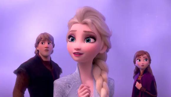 Frozen II de Disney fue uno de los grandes éxitos de taquilla. (Foto: Disney)