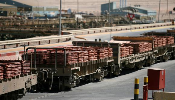 El cobre abrió a la baja el lunes. (Foto: Reuters)