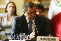 Oliva: Próxima semana se publicará medidas para modernizar administración del Estado