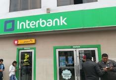 Interbank: Las mayores facilidades para deudores se dan por extensión de cuarentena