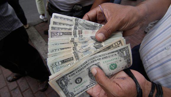 En lo que va del año, el dólar acumula una baja de 2.05%. (Foto: GEC)
