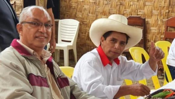 """Kamiche se mostró a favor de que el exgobernador regional de Junín ocupe un cargo público en el eventual Gobierno de Pedro Castillo, pero indicó que ese tipo de """"determinaciones"""" las toma el partido Perú Libre de manera organizada. (Foto: Facebook)"""