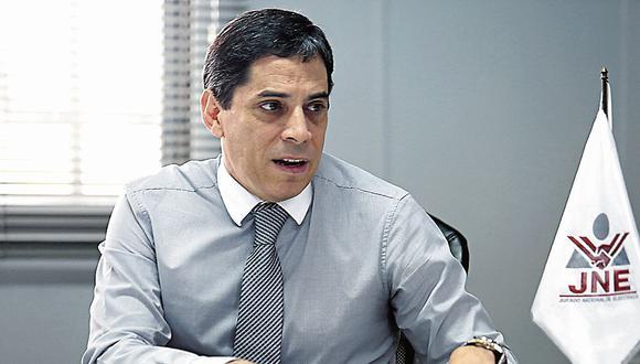 Fernando Rodríguez.  (Foto: GEC)
