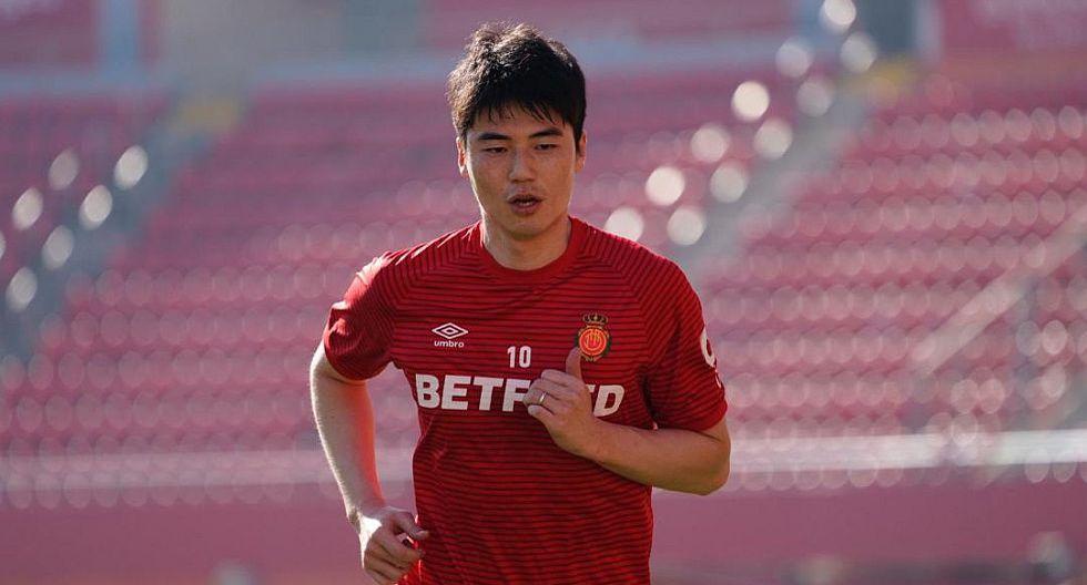 8.- Sung-yong Ki (Mallorca), en 3.2 millones de dólares. (Foto: Agencias)