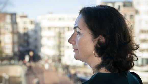 Femke Halsema, alcaldesa de Ámsterdam