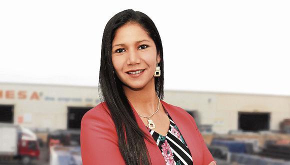 Canal.  Hace un mes, implementaron un canal e-commerce que atiende el mercado B2B, dijo la gerente comercial de Tupemesa, Sandra Cóndor. (Foto: Difusión)