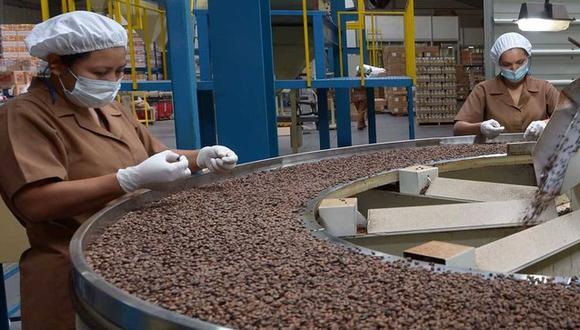 Las exportaciones de café en el año 2020 fueron de US$ 648.2 millones, los principales destinos fueron Estados Unidos, Alemania, Bélgica y España. (Foto: Difusión   Midagri)