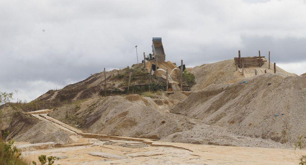 La iniciativa busca combatir la minería informal. (Foto: GEC)