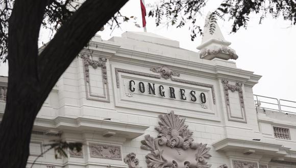 El Congreso programó una sesión de la Comisión Permanente para el jueves y una del pleno para el viernes. (Foto: GEC)