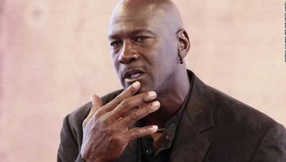 Michael Jordan, que en el pasado fue criticado por no comprometerse con causas raciales y sociales, ha sido una de las figuras del deporte que han alzado la voz en los últimos días sumándose a la indignación nacional por la muerte de George Floyd.