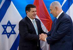 Paraguay trasladará de nuevo a Tel Aviv su embajada ante Israel
