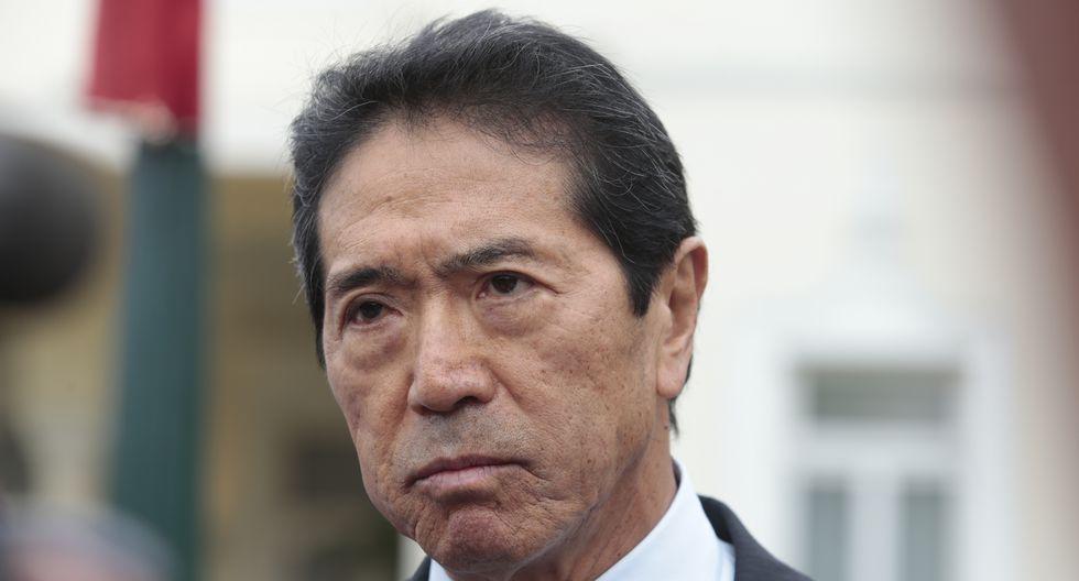 Jaime Yoshiyama es investigado por un presunto aporte de1 millón 200 mil dólares de Odebrecht para financiar la campaña de Keiko Fujimori en 2011.(FOTO: USI)