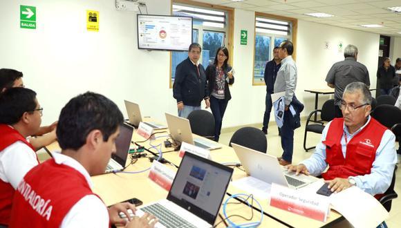 Según el último registro del RNSSC, son más de 8.000 los funcionarios y servidores públicos que se encuentran inhabilitados de volver a contratar con el Estado actualmente. (Foto: Andina)