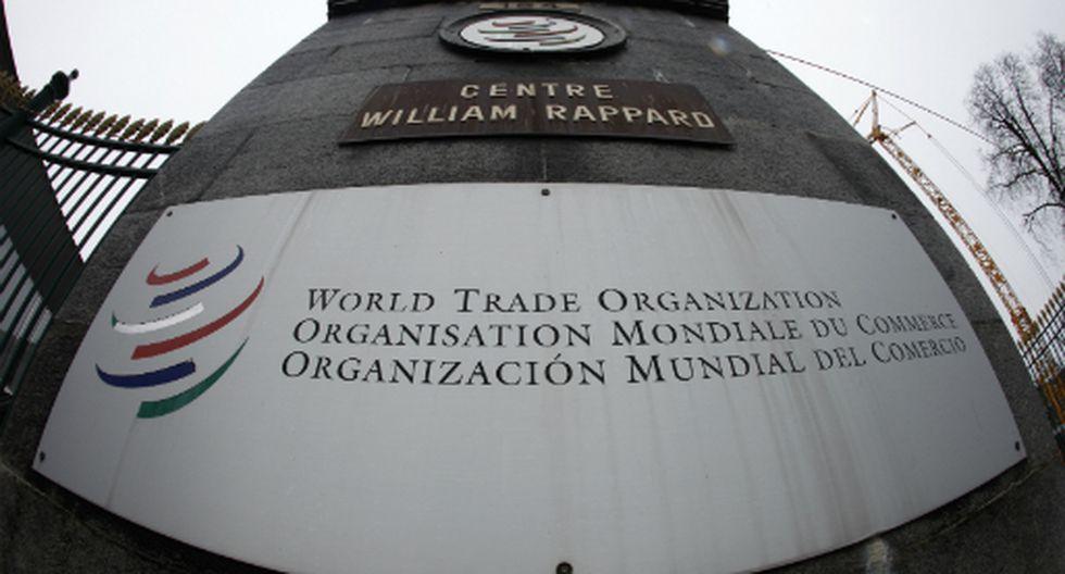 Organización Mundial de Comercio. (Foto: Reuters)