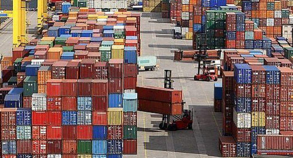 Exportaciones (Foto: Archivo El Comercio)